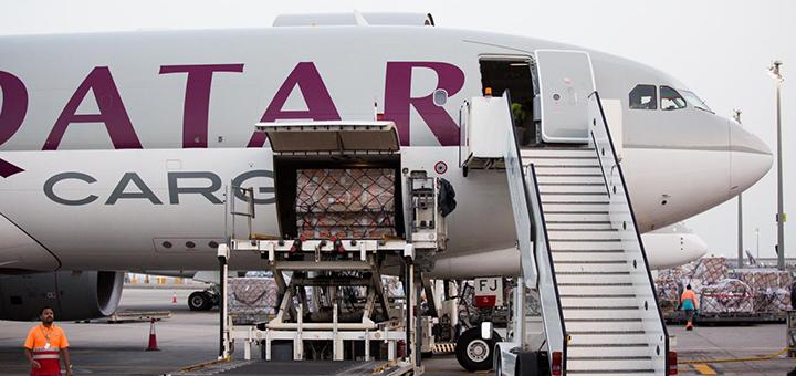 qatar to africa cargo services
